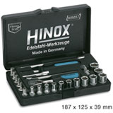 HAZET 854X, Socket Set (6-Point) HINOX®